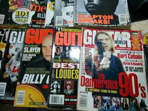 Revistas Guitar World