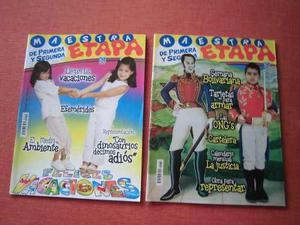 Revistas Maestra Primera Y Segunda Etapa Excelentes