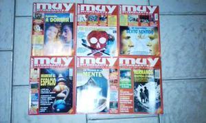 Revistas Muy Interesante Colección De 6 Tomos