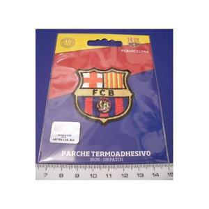 Accesorio Original Fc Barcelona Parche Termoadhesivo