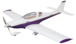 Avión Aeromodelismo Lancair Es Arf De Great Planes