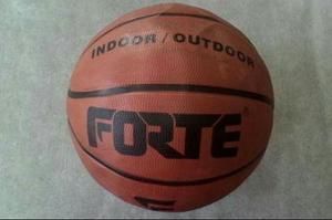 Balon De Basket Forte Goma #7