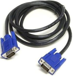 Cable Video Vga Macho 1.8 Metros 15 Pines Monitor Tv Pc Ccc