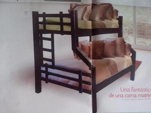 Cama Litera De Saman Magdaleno Posot Class