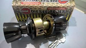 Cerraduras De Pomo Marca Diesel Tools De Tres Llaves