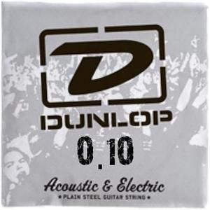 Cuerda Individual Dunlop Guitarra Electrica O Acustica 010sf