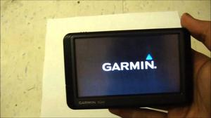Gps Garmin Nuvi 260w. Con Su Estuche Y Cable Atrevete!!!