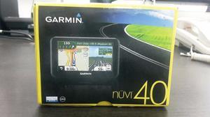 Gps Garmin Nuvi 40 Original Nuevo.