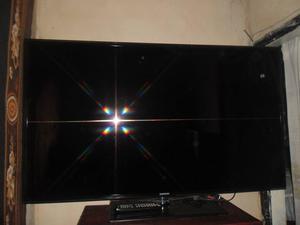 Plasma Smart TV Led Samsung de 55 pulgadas