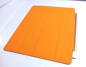 Smart Cover Para Ipad Color Naranja Y Verde