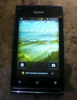 Sony Xperia E doble sim