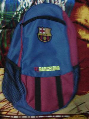 Bolso Del Barcelona Fc