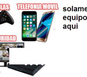 DOY EFECTIVO A CAMBIO DE EQUIPOS