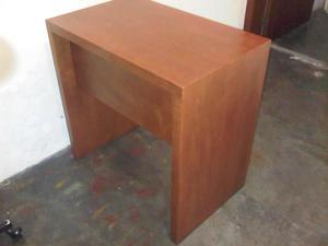 Escritorio de madera tipo oficina posot class for Escritorios de madera para oficina