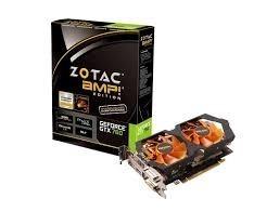 Gtx 760 Nvidia 2gb Ddr5 Nueva En Caja Pci Express Zotac Amp