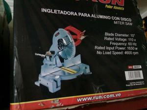 Vendo maquina ingletadora usada marca run posot class - Discos para ingletadora ...