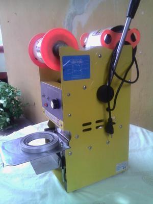 Maquina Selladora de Frappe