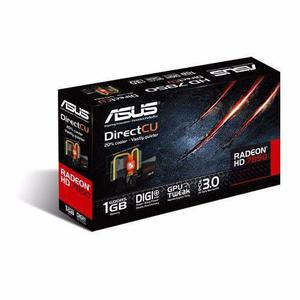 Tarjeta De Video Asus Radeon Hd  Gb Ddr5 Pci Ex 3.0