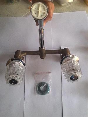 dos duchas