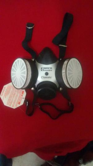 máscara media cara marca Comfo Classic