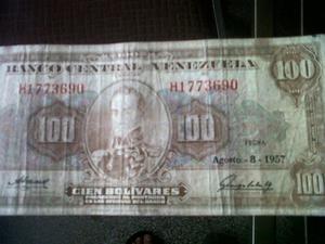 9 billetes de coleccion