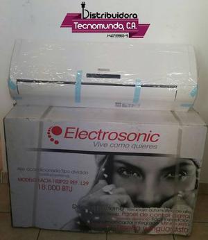 Aire Acondicionado Split  Btu Electrosonic