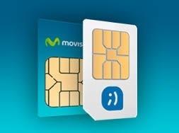 Chip Linea Movistar Para Modem Bam Internet De Pendrive