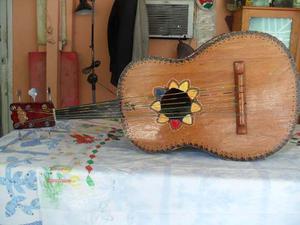 Guitarron De Mariachi Pablo Canela
