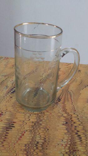 Jarra De Cristal Para Cerveza