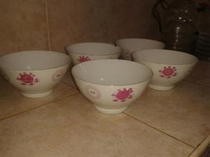 Juego De Tazas De Porcelana China