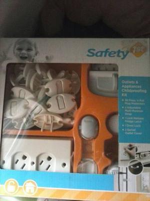Kit De Protectores De Seguridad De Corriente Niños