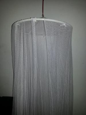 Mosquitero Blanco Para Cama Individual O Cuna (usado)