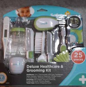 Set De Cuidados Para Bebe Safety
