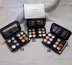 Sombra Mac 12 Colores