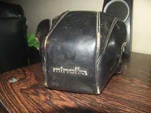 Camara Reflex Minolta Srt101