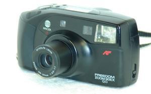 Cámara Fotográfica Minolta Freedoom Zoom 90
