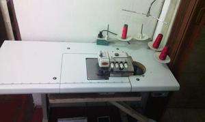Maquina Overlock Industrial, Yamata 4 hilos