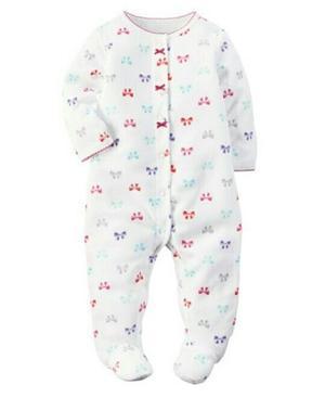 pijamas completas carters para bebecon piecitos