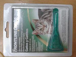 Pipetas Frontline Para Gatos