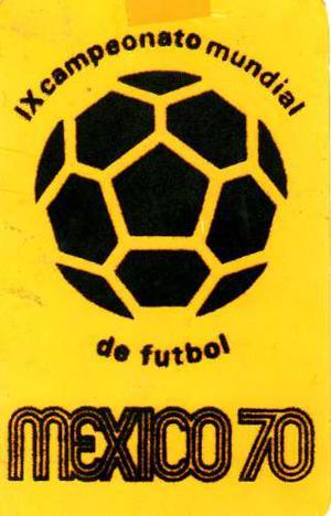 Postal Conmemorativa Mundial De Futbol Mexico