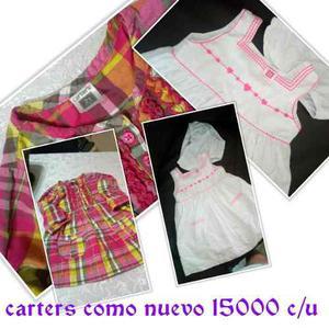 Ropa Bebe Carters Usada En Buen Estado !!!!!