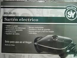 Sarten Electrico Sujoya
