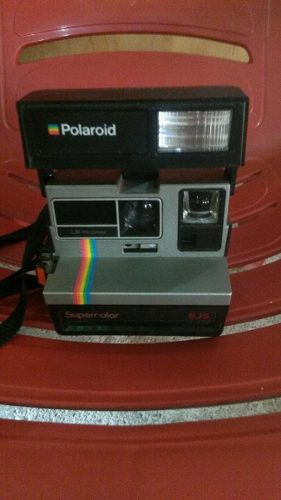 Vendo O Cambio,camara Polaroid 635 Supercolor