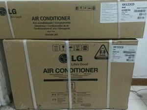 Aire Acondicionado Split De  Btu Lg Blanco