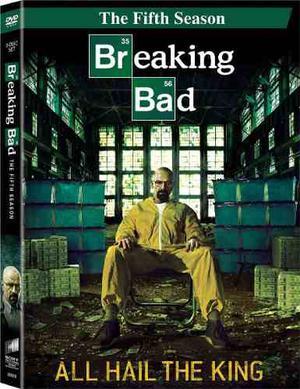Breaking Bad Primera A La Quinta Temporada En Blu Ray