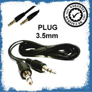 Cable Auxiliar 3.5mm Macho A Macho Audio Sonido Telefono Sky