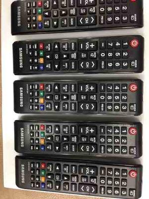 Control Remoto Samsung Original 100% Lcd Led Tv Smart Tv