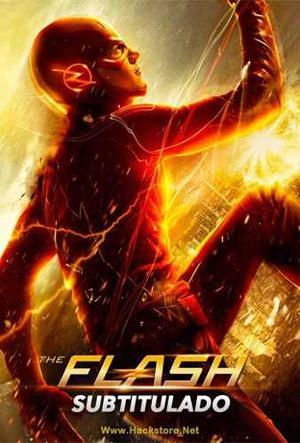 Flash Primera Temporada En 04 Discos De Blu Ray