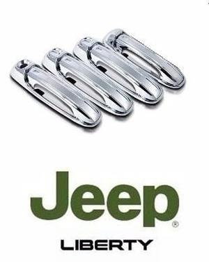 Manillas Cromadas Para Jeep Liberty