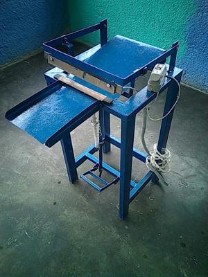 Maquina Selladora para Helados Chupis